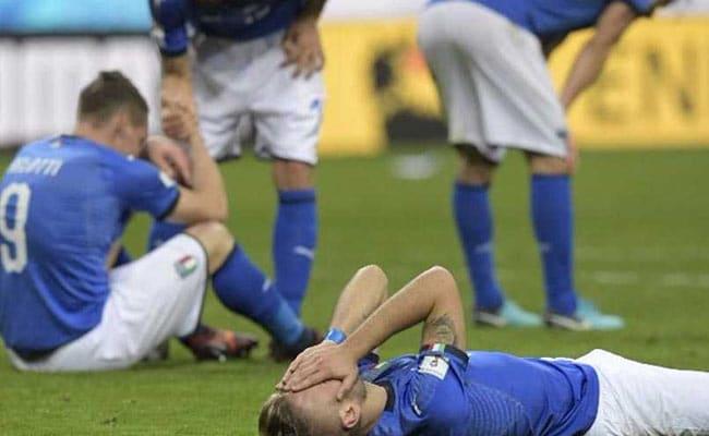 60 साल में पहली बार वर्ल्डकप के लिए क्वालीफाई नहीं कर सका इटली