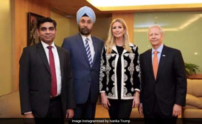 Excited to visit India, we can do a lot together: Ivanka Trump
