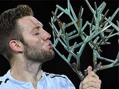Jack Sock Wins Paris Masters, Makes World Tour Finals