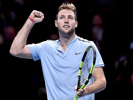 ATP World Tour Finals: Jack Sock Edges Marin Cilic To Keep Hopes Alive