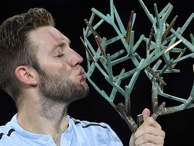 Jack Sock Wins Paris Masters, Makes World Tour Finals
