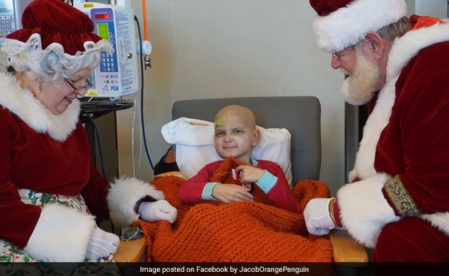 Thousands Of Strangers Gave A Sick 9-Year-Old An Early Christmas; He Died Days After Celebrating