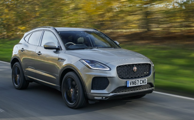 jaguar e pace scores 5 star safety rating in euro ncap crash tests ndtv carandbike. Black Bedroom Furniture Sets. Home Design Ideas