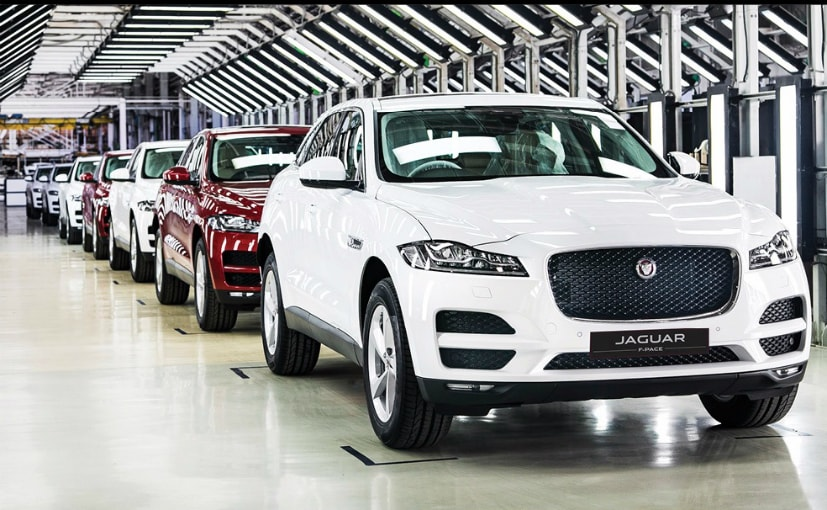 Jaguar F-Pace Price in India, Images, Mileage, Features, Reviews