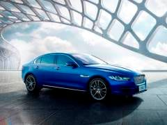 Jaguar XEL With Extended Wheelbase Unveiled In China