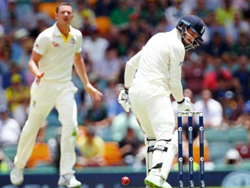 Ashes 2017: Nathan Lyon Roars With James Vince Run-Out To Slow England On Day 1
