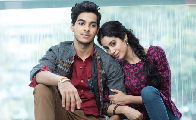 Image result for jhanvi kapoor dhadak stills