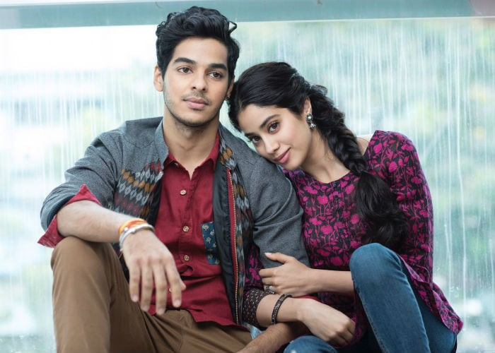 Image result for dhadak poster