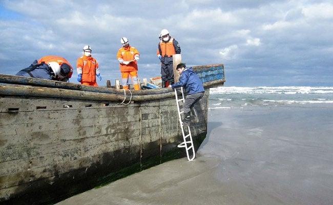 Ten Bodies Found On Japan Coast Opposite North Korea