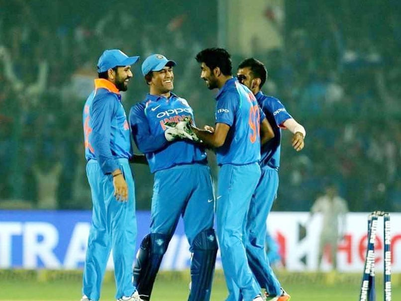 3rd T20I: Bumrah, Chahal Shine As India Beat New Zealand By Six Runs To Win Series 2-1