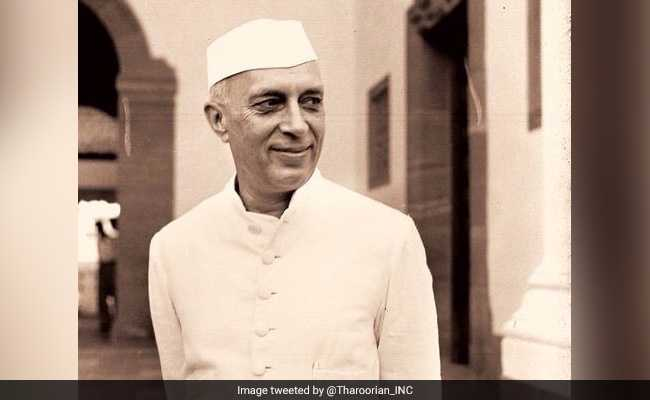 article on jawaharlal nehru