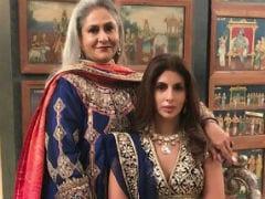 Amitabh Bachchan Delights With Pics Of Jaya Bachchan, Shweta And Abhishek