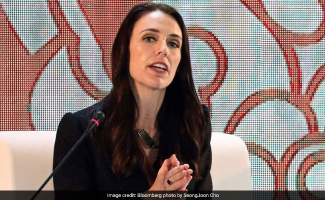 New Zealand PM denies Trump mistook her for Trudeau's wife