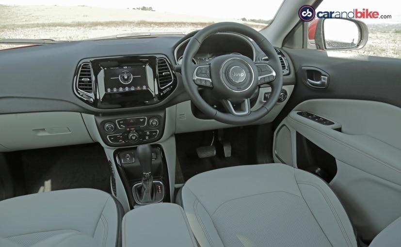 jeep compass petrol