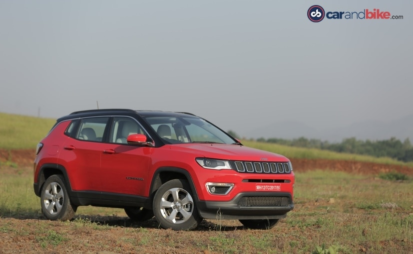 jeep compass petrol