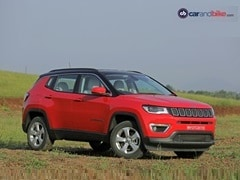 Jeep Compass Recalled In India Over Passenger Safety Issues