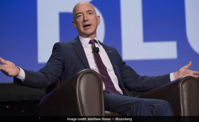 Bezos donates $33 million to scholarship fund for Dreamers