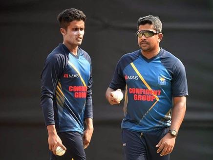 India vs Sri Lanka: Jeffrey Vandersay Replaces Injured Rangana Herath For Third Test