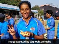 अंडर-19 मैच में मुंबई की लड़की ने जड़ दिया दोहरा शतक...