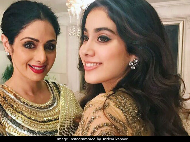 Children's Day: Sridevi's Daughters Jhanvi And Khushi Have Inherited Mom's Style Genes