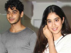 Jhanvi Kapoor's Bollywood Debut Is With Ishaan Khattar. Details Here
