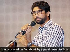 Dalit Leader Jignesh Mevani Says Won't Share Stage With Any Political Party For Gujarat Assembly Elections
