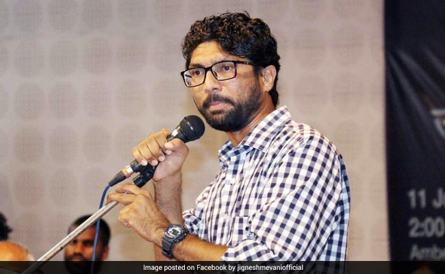 Not Joining Congress, But Can Talk To Rahul Gandhi, Says Gujarat Dalit Leader Jignesh Mevani