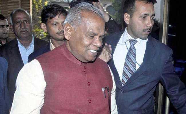 भाजपा का सामना करने के लिए दलितों को रिझा रहा है राजद: मांझी