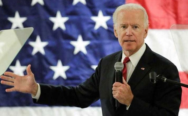 Joe Biden Says Strategic Partnership With India 'Important To US Security'
