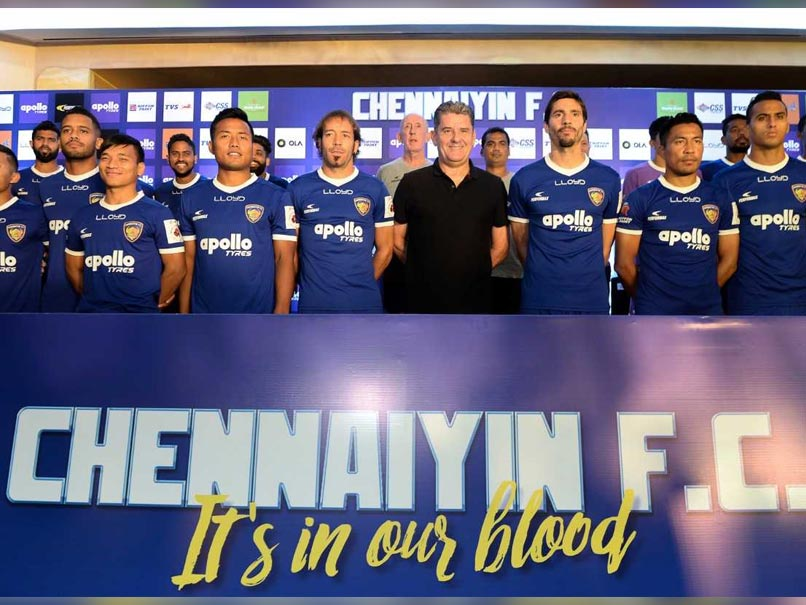 Indian Super League: Chennaiyin FC Coach Says First Target Is To Qualify For Play-Offs