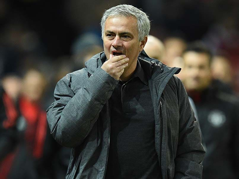 Jose Mourinho Accuses Manchester City Of Lack Of