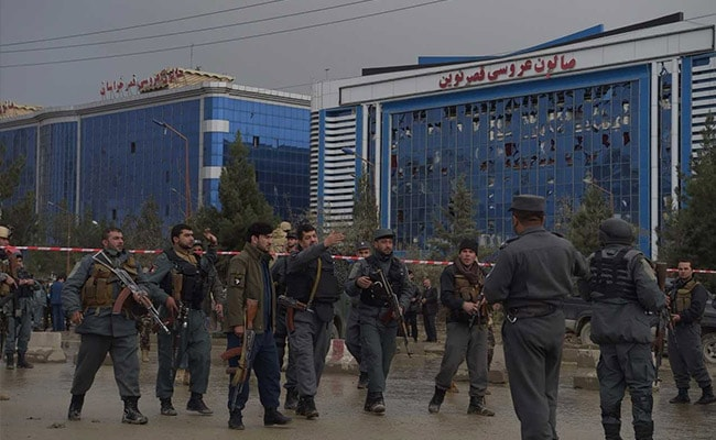 Suicide Attack Outside Kabul Wedding Hall, 14 Dead: Officials