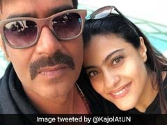 'Things We Do For Love And...': Ajay And Kajol's Sweet Exchange On Twitter