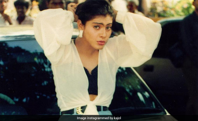 Kajol Reveals Her 'First Love' - It's Not What You Think...