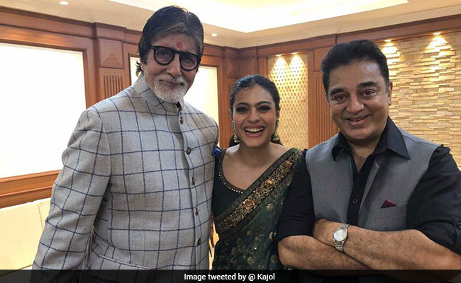 Star-Studded Kolkata International Film Festival With Amitabh Bachchan, Kajol And Others