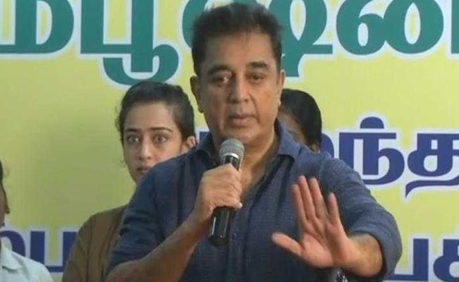 'Hindu Terrorism' Remark: Court Asks Cops To File Case Against Kamal Haasan
