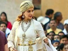 Viral: Kangana Ranaut's Rani Laxmibai Look From <i>Manikarnika</i> Sets