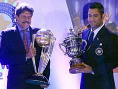 Kapil Dev Lends Support To MS Dhoni, Cites Sachin Tendulkar's Example