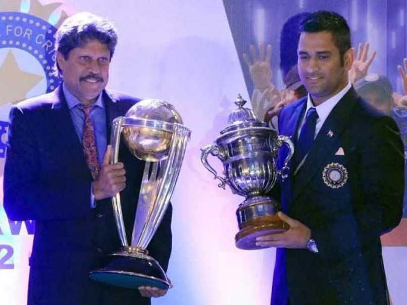 Kapil Dev Lends Support To MS Dhoni, Cites Sachin Tendulkar