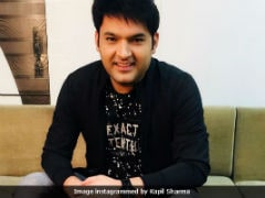 Kapil Sharma Back On The Sets Of <i>The Kapil Sharma Show</i> But As Guest