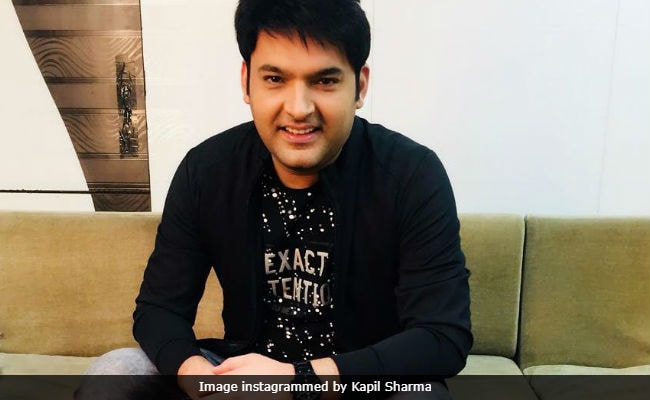 Kapil Sharma Back On The Sets Of The Kapil Sharma Show But As Guest