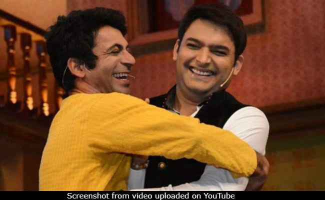 Kapil Sharma On The 'Possibility Of A New Show' With Sunil