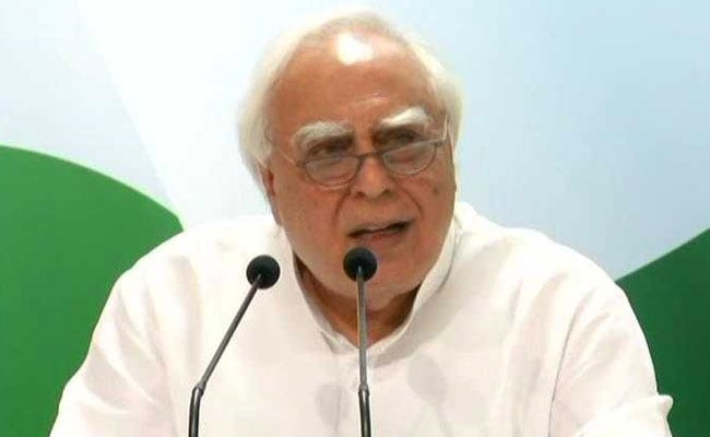 Government Attempting To Appoint RSS People In Judiciary: Kapil Sibal