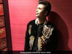 How Karan Johar Is Making Up For Promoting Sridevi's Daughter Janhvi, According To Twitter