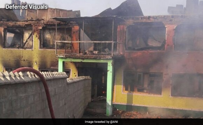 5 Terrorists Shot Dead In Separate Encounters In Kashmir