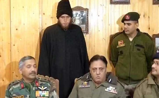 Dial 1441 If You Want To Give Up Arms: CRPF Tells Youth Of Kashmir
