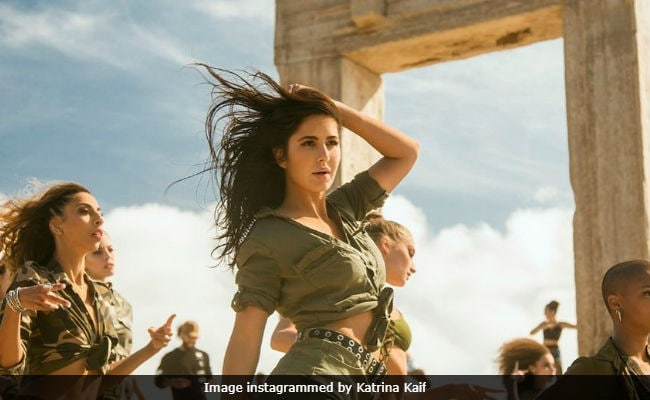 Tiger Zinda Hai: Katrina Kaif, Can't Wait For Your Swag And Swagat After This Pic