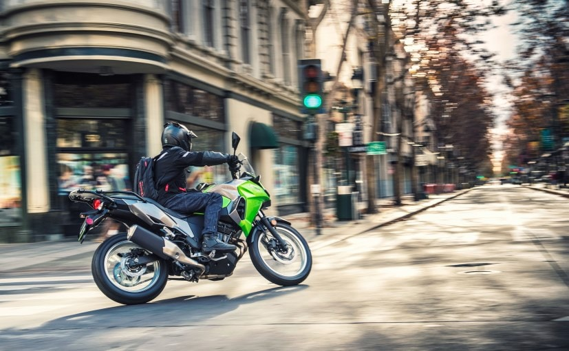 Kawasaki launches Versys-X 300 at Rs 4.6 lakh