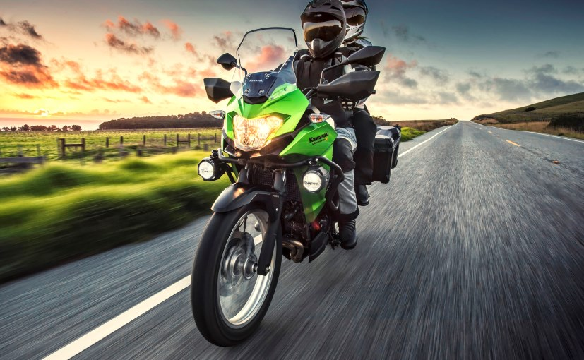Kawasaki Versys-X 300 adventure tourer launched at Rs 4.6 lakh