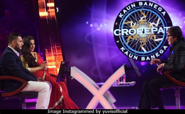 Kaun Banega Crorepati 9 Grand Finale: Yuvraj Singh Breaks